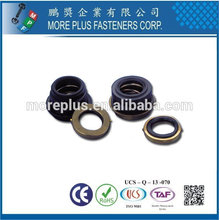 Sello mecánico del sello de Fluoroelastomer del sello mecánico de acero inoxidable de Taiwán