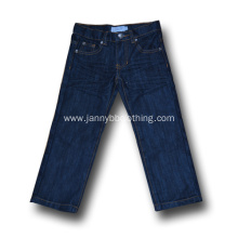 cotton blue denim boys fashion jeans
