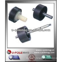 custom anisotropic bonded ferrite magnet ring rotor for micro motor