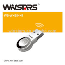 Wireless-N mini USB 2.0 wifi Adapter .802.11n cartão WLAN 150M