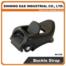 BC25A-BL15A Installieren der Schnellverschluss-Gürtelschnalle