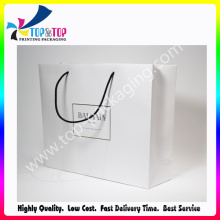 Simple White Kraft Bag with Large Size