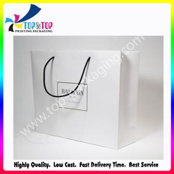 Professional Factory Handmade Folding Custom Order Paper Bags