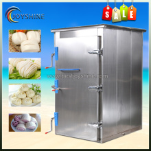 stainless steel steamed bun machine rice steam cabinet