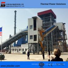 Высокотемпературный котел HP CFB 220 т / ч