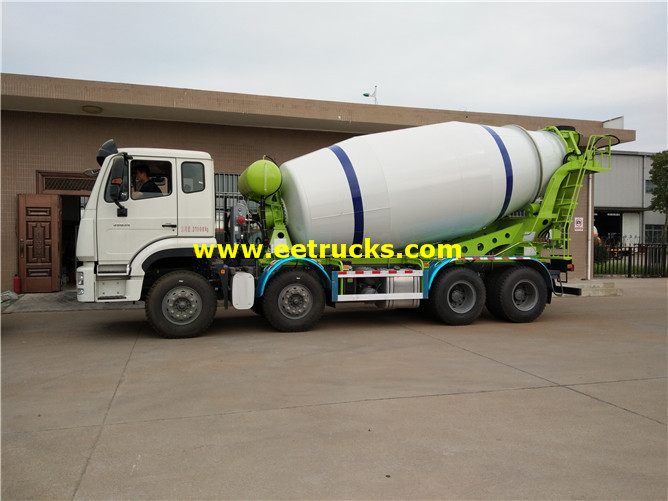 16cbm Cement Ready Mix Trucks