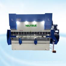 Factory direct supply 100 tons cnc popular press brake machine for sheet metal bending