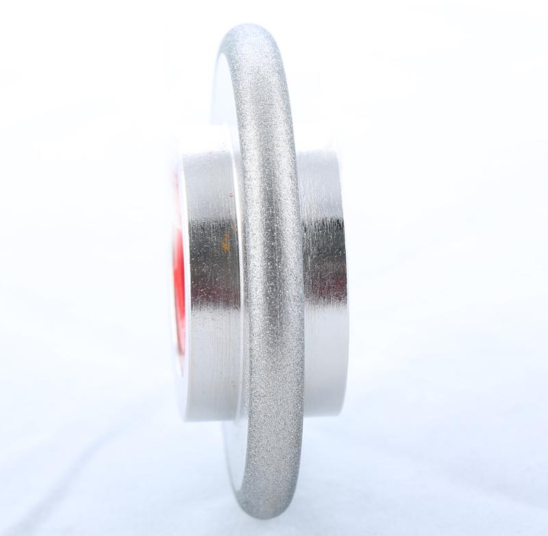 Diamond Lapidary Glass Convex Carving Grinding Wheel