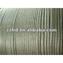 cable aéreo de la línea de alimentación de aluminio cable aéreo