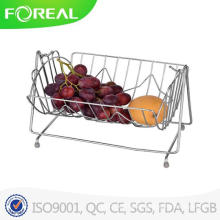 High Quality Metal Wire Fruit Basket