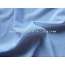 100% polyester maille tricoté fournisseur de tissu