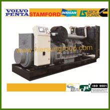 Generador eléctrico 600KW / 750KVA