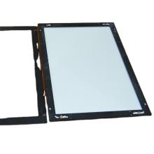 Edgelight CF7 led light box a4  hot sale  , CE ROHS small led light box