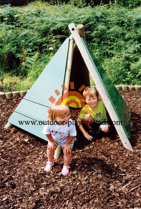 Wigwam Outdoor Playground Playhouse
