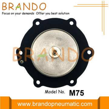Membrane de valve d'impulsion de type Turbo de 3 pouces M75