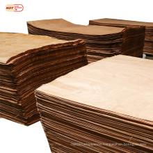 0.25-0.3mm okoume veneer  for commercial plywood