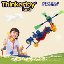 Пластиковые развивающие игрушки Дети обучающие игрушки для 3-6 детей