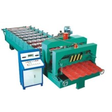 Roll Sheet Roll Forming Machine