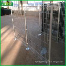 galvanized weld brc panel fencing