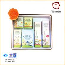 Stom Paper Rigid Box com impressão offset para cosméticos