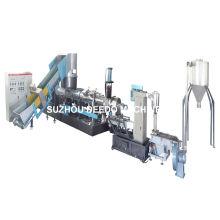PP PE Film Kunststoff Granuliermaschine