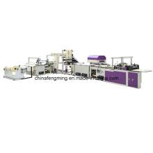 Автоматическая машина для производства нетканых тканей