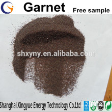 High Purity Garnet Sand /Sand Blasting Garnet Sand/garnet 80 mesh