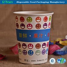 Double PE Paper Cup para bebidas quentes à venda