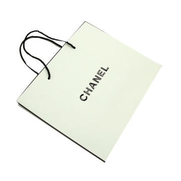 Best Selling D Cut Handle Small Art Paper Bag With Customized Logo And Printing Shopping Gift Bag