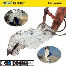 hydraulic demoltion crusher pulverizer for 20 TON, 30 TON Excavator
