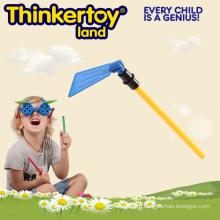 DIY Модель мотыги Горячая продавая игрушка для малышей