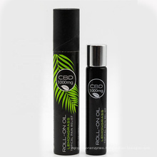 Organic Plant extract 1000mg transdermal cooling CBD roll on tube for pain relief