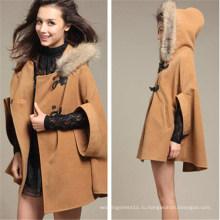 Корейский Стиль Мода Зима Теплая Плащ И Пиджаки (50031-2)