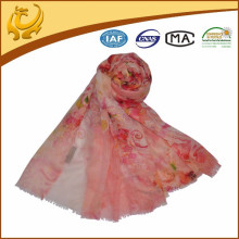 2015 new style digital printed indian cashmere shawls