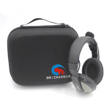 Atacado Grande Capacidade EVA Headphone / Headset Case