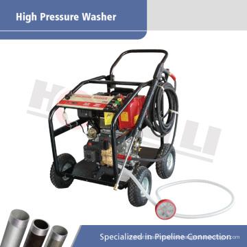 3600Psi Diesel Engine High Pressure Washer