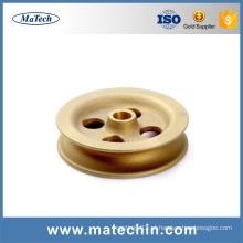 China Foudry personalizado de alta qualidade de cobre fundição parte
