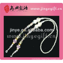 Bling Sparkly Crystal Beaded Neck Glasses Cords