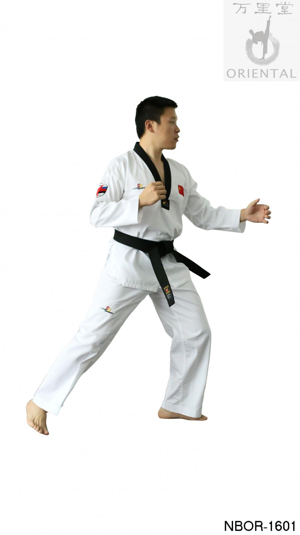 white taekwondo uniform wholesale