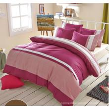 Hot Sale simples estilo puros conjuntos de cama de algodão