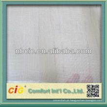 Tecido de cortina de voile com alta qualidade