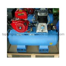 Benzin-Benzin-angetriebene Luft-Kompressor-Luftpumpe (Tp-0.4 / 12)