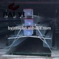 Cage automatique de conception de batterie d'équipement de ferme de volaille / cage de poulet de poulet