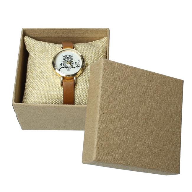 Brown Watch Box