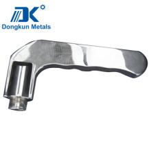 Poignée de quincaillerie de précision en acier inoxydable 304