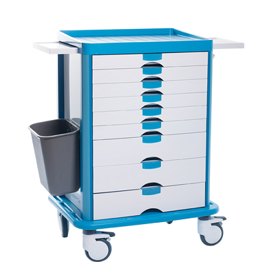 Abs Drug Delivery Cart