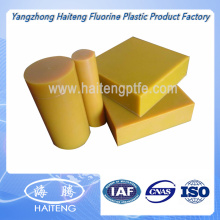 Polyurethane Rod with Yellow Color