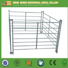 Durable Square Tube Galvanisierte Stahl Farm Vieh-Panels