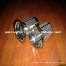 Fabricación de malla de alambre de acero inoxidable 304L / 316L