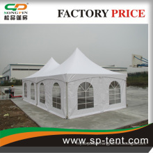 turable aluminum structure tent with latest design for sale